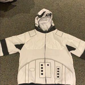 Star Wars boys hoodie size large